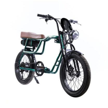 Bicicleta Electrica Partizan