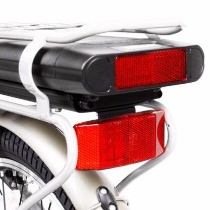 Bicicleta Electrica - Camping Alb