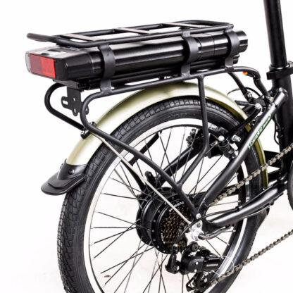 E Bicicleta - Camping Negru