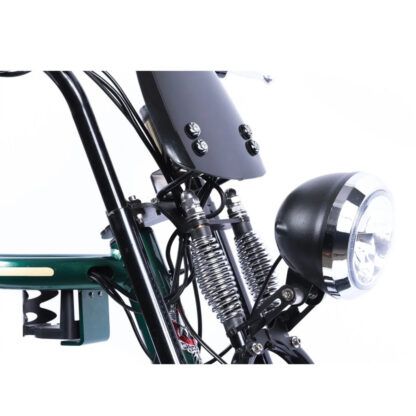 Telescop - Bicicleta Partizan - Verde