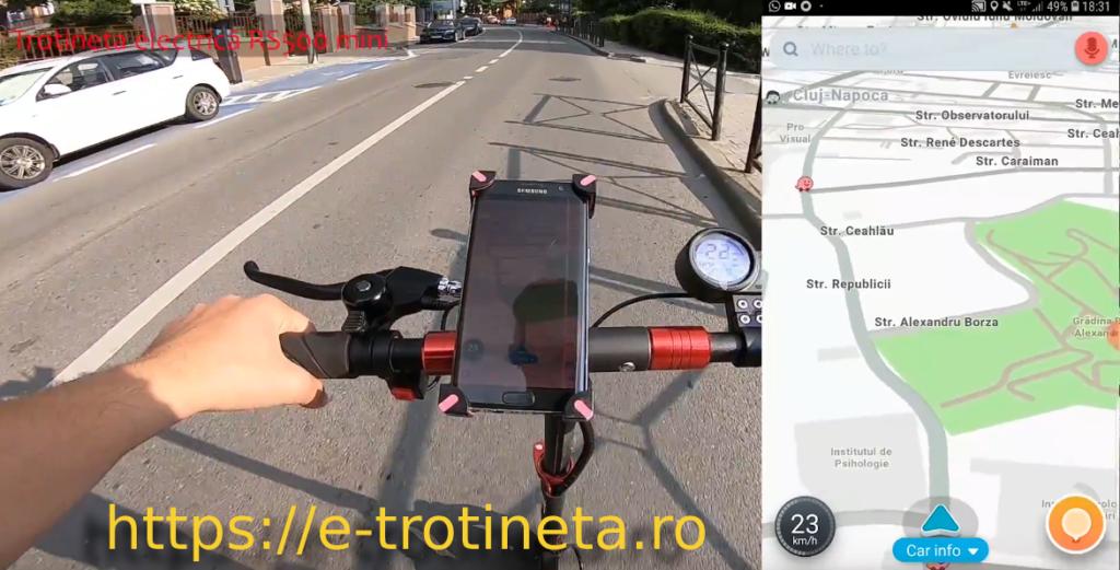 Trotineta RS 500 Mini - str. Repubclicii Cluj